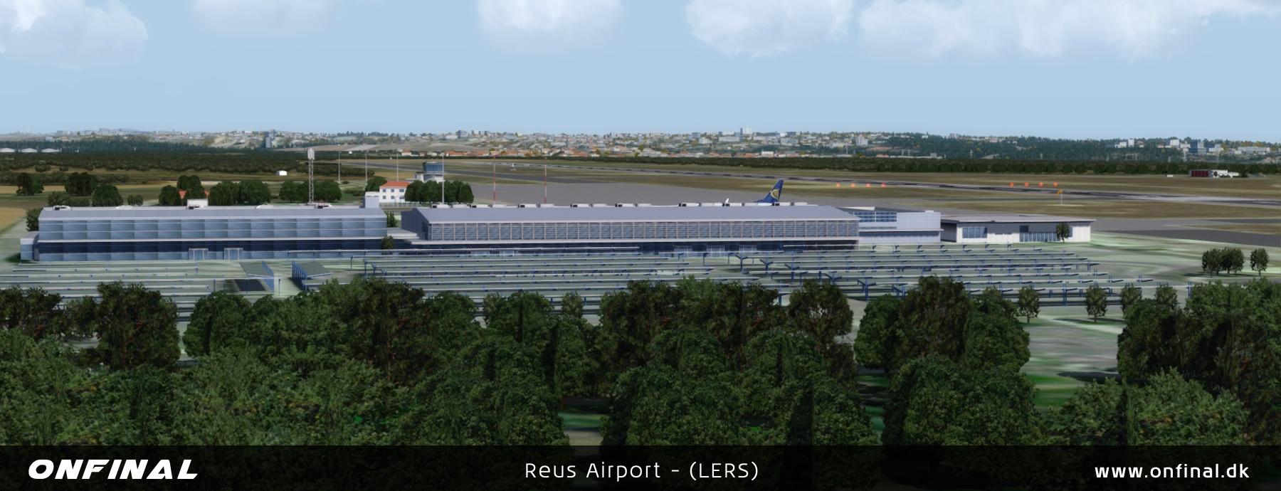 Onfinal Studio - Reus Airport